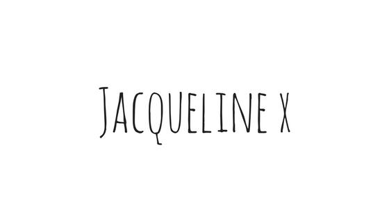 Jacqueline x